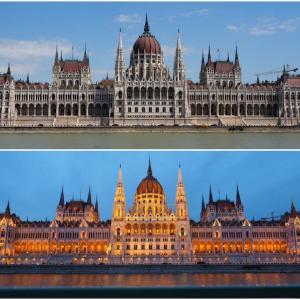 ブダペスト&スロヴェニア周遊11 - ドナウ川クルーズ - デイタイム・ナイトクルーズどちらも魅力あり!