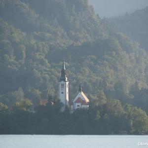 ブダペスト&スロヴェニア周遊17 - アルプスの真珠 ブレッド湖✨クリームケーキに舌鼓