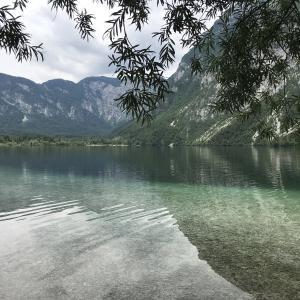 ブダペスト&スロヴェニア周遊19 - 透明度抜群のボーヒン湖へ