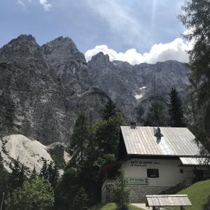 ブダペスト&スロヴェニア周遊21 - ユリアンアルプスの峠越えは絶景の連続!