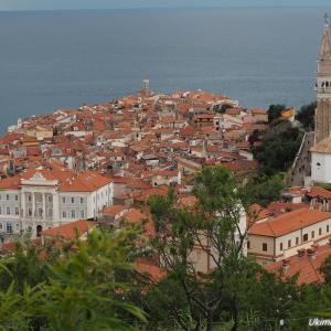 ブダペスト&スロヴェニア周遊24 - ピラン 海沿いの街はイタリアの香り