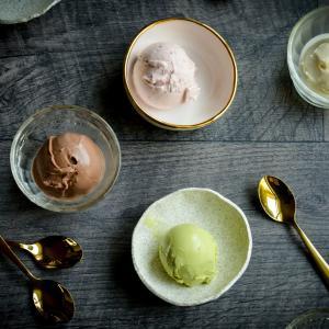 アイスクリーマーでアイスを作ろう