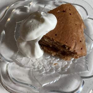 ホットクックで作るおやつ④ホットケーキチョコ味