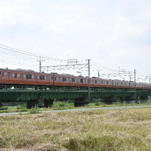 8/18 中央線130周年記念&E257系ミニ鉄