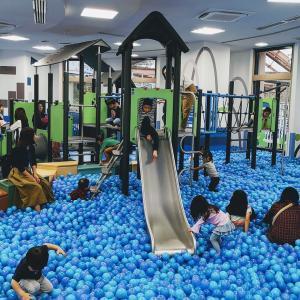 【東京 練馬区】としまえん『ASOBRAVO』は広大な屋内施設で時間無制限・遊び放題!