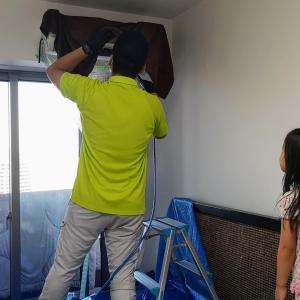 【エアコン洗浄】購入後5年間掃除をしなかったエアコンの汚れに驚愕
