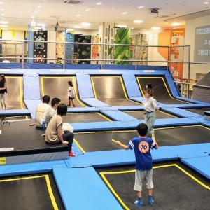 【幕張新都心】もはやアフターコロナ⁉︎巨大屋内こども遊戯施設「トンデミ」のいま
