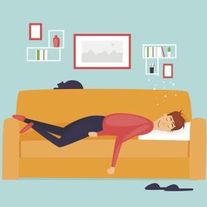 休日は寝て終わる・・から抜け出して1日を充実させる過ごし方とは?【積極的休息を使おう】