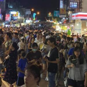 台湾人「墾丁通りは人込みで、マスクをほとんど着用してないし社会的距離を誰もとっていない!」