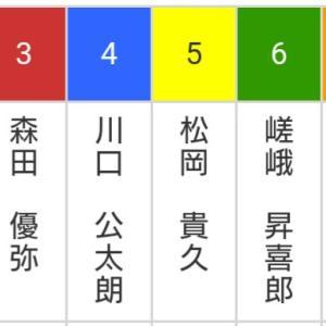 久留米記念競輪 三日目 準決勝