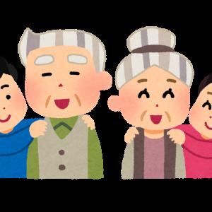 健康長寿の両親の生活習慣は