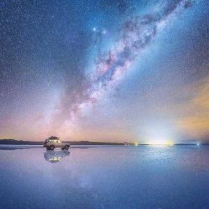 旅行3日目 ウユニ塩湖に到着