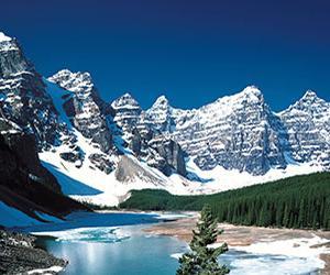 世界遺産 氷河の絶景を観た(TV)
