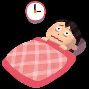 不眠に悩む高齢者は多いが❓🛌