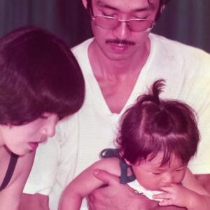 (34) 家族3人でジャカルタ生活 (38年前)