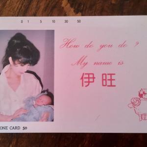 (44)   ロー晴代さんとの出会い