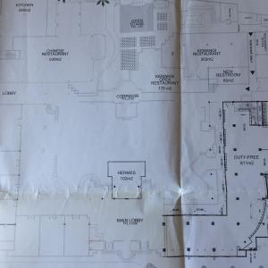 (59) 「プラザバリ」の建設工事が始まった