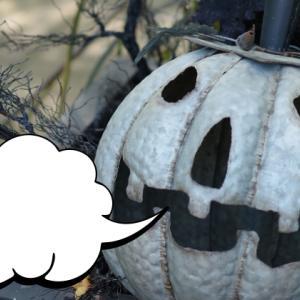 YouTubeサムネイルサイズのハロウィンのフリー背景素材を配信中