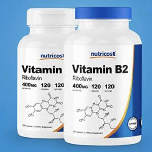 【偏頭痛】ビタミンB2で目の疲れや頭痛、肩こりを解消!【オススメのサプリも紹介】