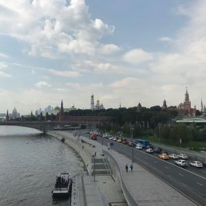 311.モスクワ定番スポット(7月27日)