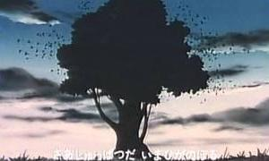 A Japanese animated cartoon song in YouTube.【母をたずねて三千里】勇気づけられる動画