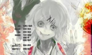A Japanese animated cartoon song in YouTube.【東京喰種トーキョーグール・ED】美しいイラストに注目!