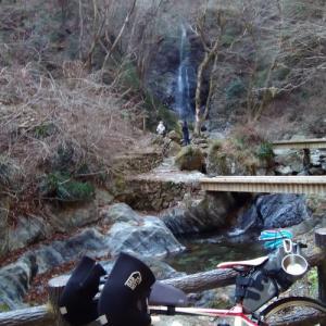 払沢の滝ライド