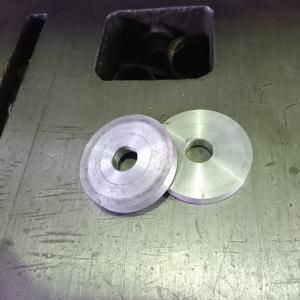 ハーレー用、排圧カラーをかん実験製作。