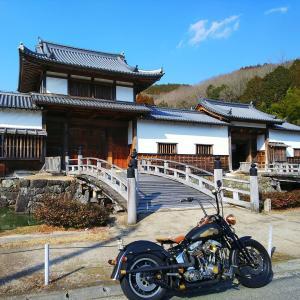 歴史街道ツーリング(宿場町平福)