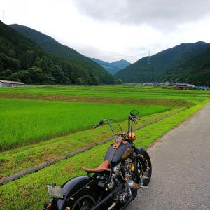 日本の原風景ラン