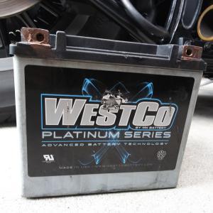 バッテリー交換(WESTCO)
