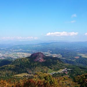 秋の昭和新山の写真とwindowsも引っ越し!7セブン→10テンへ(初めて電源を入れての巻3