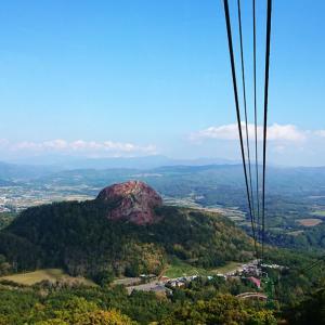 秋の昭和新山の写真2とwindowsも引っ越し!7セブン→10テン(初めて電源を入る)の巻4