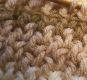 長芋販売ワンデーのお知らせと、◯◯◯◯マットのフワフワの編み地UPしました__no.3