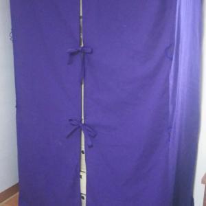 亡き母の桐タンスの紫カバー洗って縮んだ!⇒安い綿生地発見で~再生♪_まとめ編1(プロセスA)