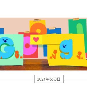 北海道のコロナ状況 と 今日はやっぱり「父の日」♪googleもファイト!(笑´∀`)