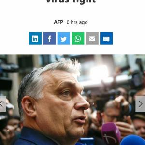 AFPとThe Guardianが伝えたハンガリーの今