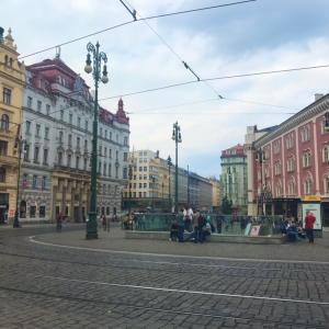 プラハを散策♪