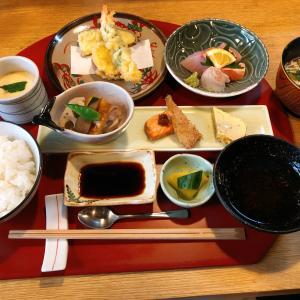 岡山市東区 平島小学校西隣 味家山崎のランチ、サービス膳が予想以上の人気!