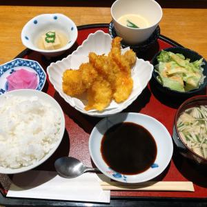 岡山市東区 益野交差点から東に40m ランチタイムに 和食にしざき の日替定食を、やっと食べることができた!