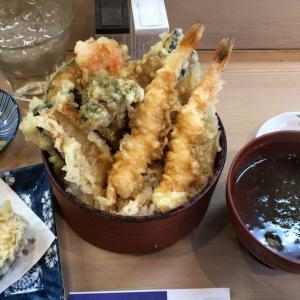 北長瀬駅から車で3分 岡山の天ぷらの名店、鎧 で絶品天丼を堪能する!これは並んでも食べる価値アリ!!