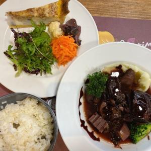 岡山市南区 カフェZ(ゼット)のランチがフレンチ顔負けの料理で、前日までの予約でスィーツとドリンクが半額サービス