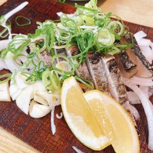 岡山市南区 バイパス福富交差点から車で2分【魚料理の店 うおじま】の鰆の塩たたきと鰻重が美味し過ぎる!その上ドレッシングも!