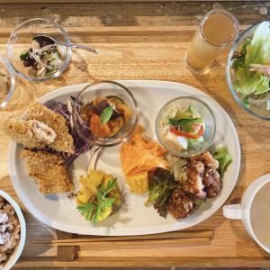 邑久駅から車で3分 【アルバンモー(erbenmu)】で心のこもったヴィーガン料理のランチに舌鼓!食べられるのは週末の金土日のみ!