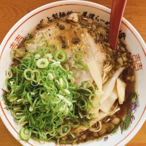 岡山駅から徒歩15分【尾道らーめん 燈】を初訪問 力強いキレのある醤油のスープが背脂の甘みとベストマッチで、麺の風味も負けてない!