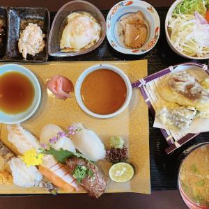 岡山市南区 6月オープン!海鮮メインの定食屋さん【憩家(いこいや)】のオススメは海鮮丼・すし御膳・天ぷら御膳!他にも盛りだくさん