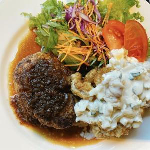 岡山駅西口から車で5分 洋食の店【レストラン エルグレコ】のハンバーグやカツレツ等の料理が文句無しの美味しさでリピ確定!