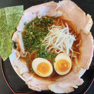 長船駅から車で5分 地鶏スープの中華そば【備前いろは堂】のラーメンはワンコイン500円から!醤油も味噌も美味しそう!