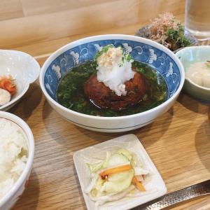 岡山市南区【和食屋 きんつぎ】これは隠れた名店かも~海老のしんじょから胡麻豆腐、そしてみそ汁に・・全てに満足!