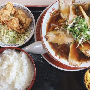 和気駅近く【がんこ亭 和気店】平日限定のラーメン定食が量にもコスパも大満足!リピ決定!
